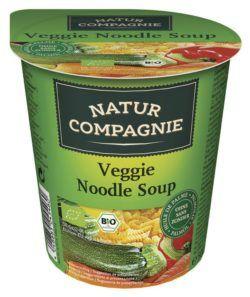 Natur Compagnie Snack Cup Veggie Noodle Soup 8x50g