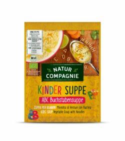 Natur Compagnie Buchstaben Suppe 12x50g