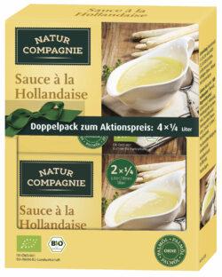 Natur Compagnie Doppelpack Sc. à la Hollandaise 18x92g