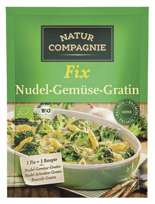 Natur Compagnie Fix für Nudel-Gemüse-Gratin 40g