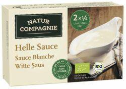 Natur Compagnie Helle Sauce feinkörnig 12x46g