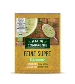 Natur Compagnie Kräuter Cremesuppe 12x38g