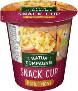 Natur Compagnie Snack Cup Kartoffelbrei bio 8x45g