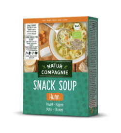 Natur Compagnie Snack Soup Huhn 12x34g