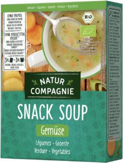 Natur Compagnie Snack Soup Gemüse 12x54g