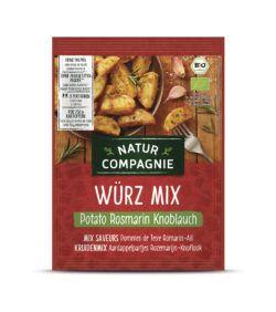 Natur Compagnie Würz Mix Potato Fix Rosmarin Knoblauch 12x35g