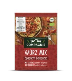 Natur Compagnie Würz Mix Spaghetti Bolognese 12 x 40g