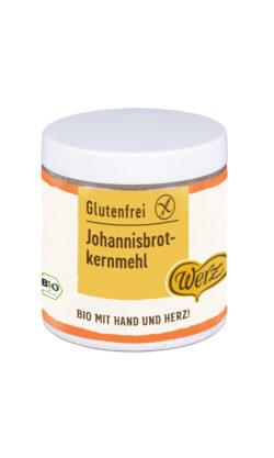 Naturkornmühle Werz Johannisbrotkernmehl, glutenfrei 6x100g