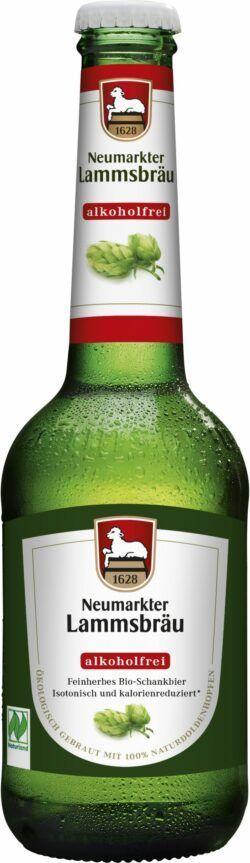 Neumarkter Lammsbräu Lammsbräu Alkoholfrei (Bio) 0,33l