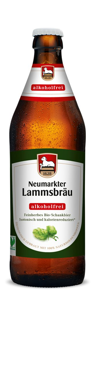 Neumarkter Lammsbräu Lammsbräu Alkoholfrei (Bio) 10x0,5l