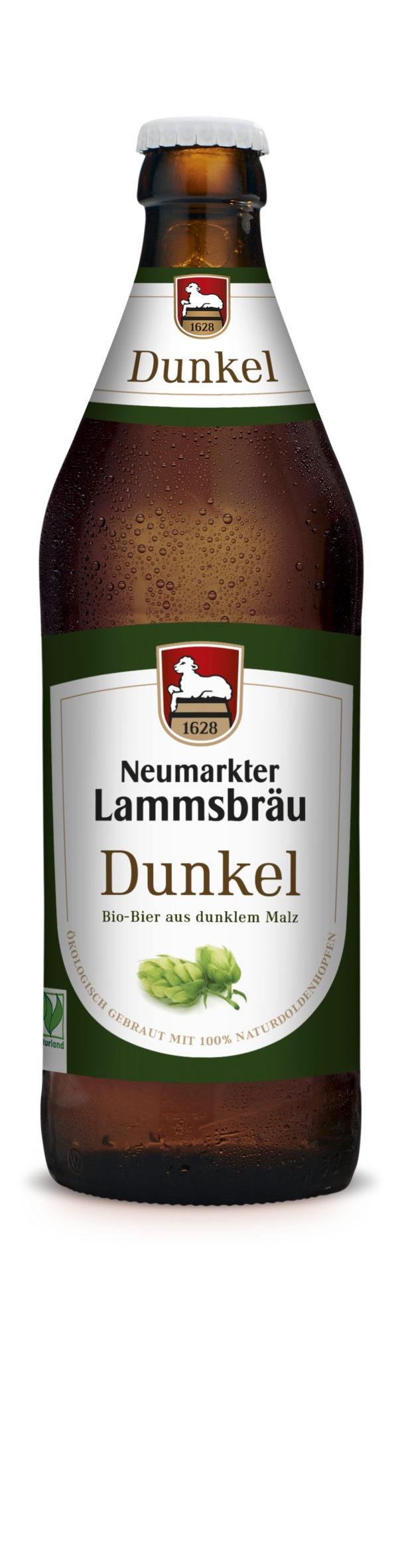 Neumarkter Lammsbräu Lammsbräu Dunkel (Bio) 10x0,5l