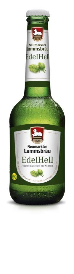 Neumarkter Lammsbräu Lammsbräu EdelHell 0,33 l (Bio) 10x0,33l