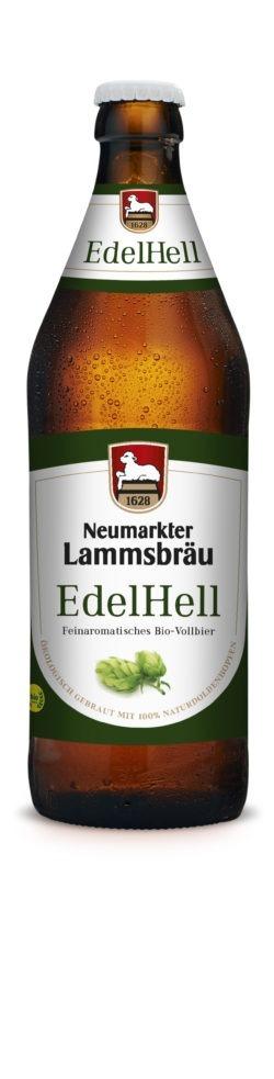 Neumarkter Lammsbräu Lammsbräu EdelHell (Bio) 10x0,5l