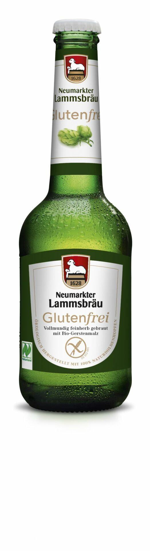 Neumarkter Lammsbräu Lammsbräu Glutenfrei (Bio) 10x0,33l