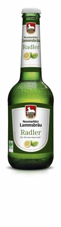 Neumarkter Lammsbräu Lammsbräu Radler 0,33 l (Bio) 0,33l