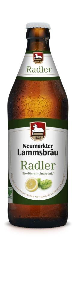 Neumarkter Lammsbräu Lammsbräu Radler (Bio) 10x0,5l