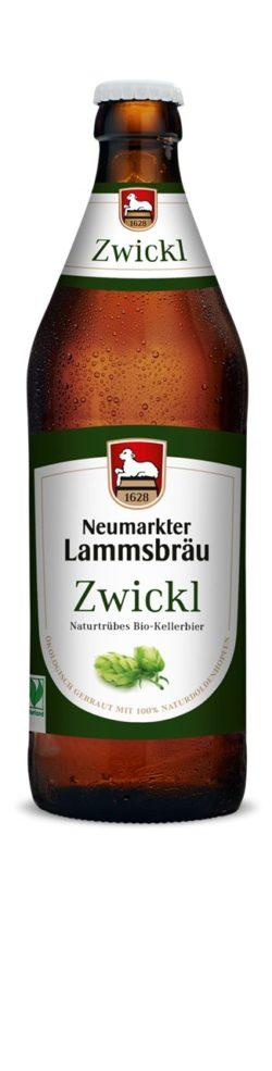 Neumarkter Lammsbräu Lammsbräu Zwickl (Bio) 10x0,5l