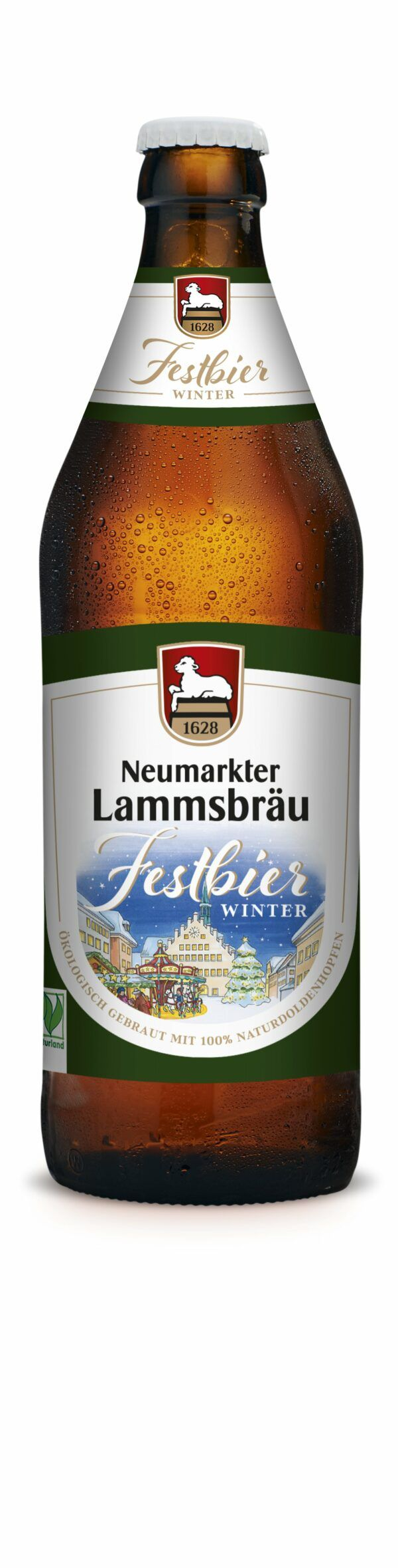 Neumarkter Lammsbräu Lammsbräu Winterfestbier (Bio) 0,5l