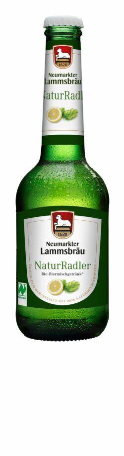 Neumarkter Lammsbräu Lammsbräu NaturRadler 0,33 l (Bio) 10x0,33l