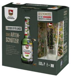 Neumarkter Lammsbräu Lammsbräu Geschenkbox Alkoholfrei (Bio) 1,99l