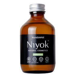 Niyok - Mundziehöl: Pfefferminze 200ml