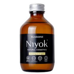 Niyok - Mundziehöl: Zitronengras & Ingwer 200ml