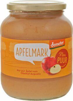 Nur Puur Apfelmark, aus Augustin Äpfeln 6x700g