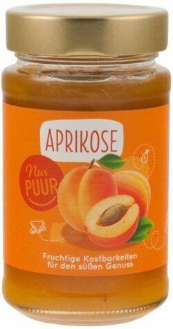 Nur Puur Aprikose Fruchtaufstrich 6x250g