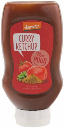 Nur Puur Curry Ketchup 8x250ml