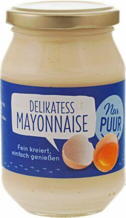 Nur Puur Delikatess Mayonnaise 250ml