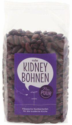 Nur Puur Rote Kidneybohnen 6x500g