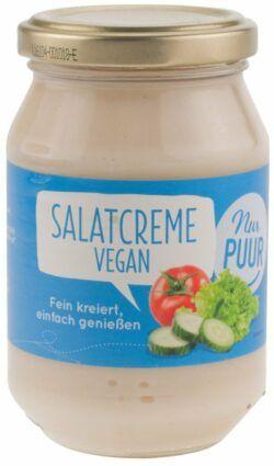 Nur Puur Salatcreme ohne Ei 6x250ml