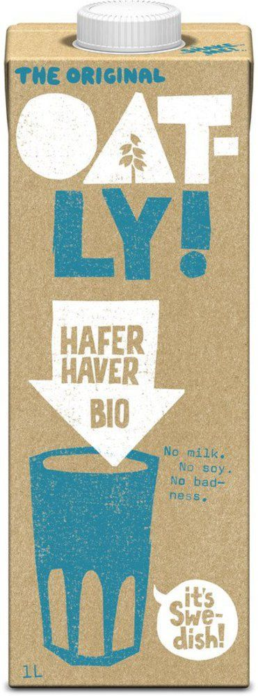 OATLY Bio Haferdrink Original 6x1l