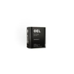 OEL  natives sortenreines selbsterzeugtes biozertifiziertes Koroneiki-Olivenöl extra. 6x500ml