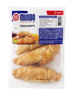 OMundo Bio Butter Croissant 6x200g