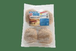 OMundo Burgerbrötchen 4 st Bio 6x250g