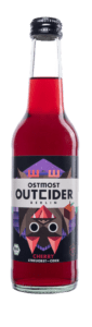 OSTMOST OUTCIDER Bio Streuobst Cider Cherry 5,5% 10 x 330ml