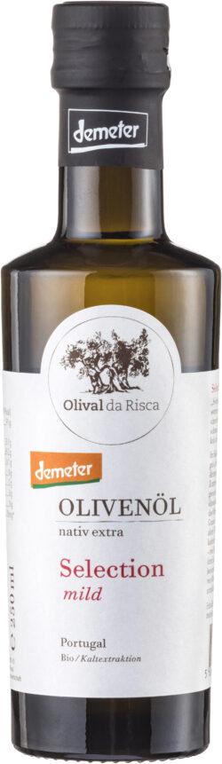 Olival da Risca - Selection mild 250ml Olivenoel extra virgin demeter DE/FR 6x250ml