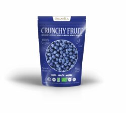 Organica Gefriergetrocknete Bio-Blaubeeren 12x16g