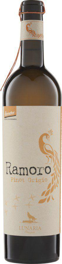 Riegel Bioweine RAMORO Pinot Grigio Terre di Chieti IGP 6x0,75l