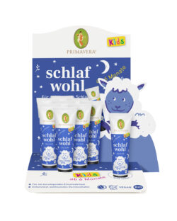 PRIMAVERA Aktionsdisplay Schlafwohl Baby & Kinder Balsam bio 1Stück