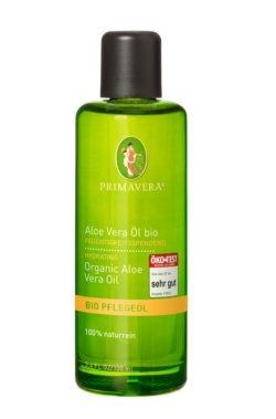 PRIMAVERA Aloe Vera Öl bio 100ml