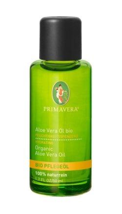 PRIMAVERA Aloe Vera Öl bio 50ml