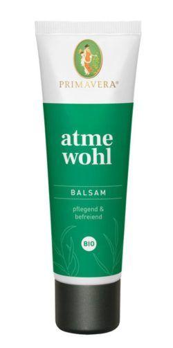 PRIMAVERA Atmewohl Balsam bio 50ml