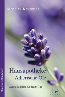 PRIMAVERA Buch Hausapotheke Ätherische Öle von Maria M. Kettenring 1Stück