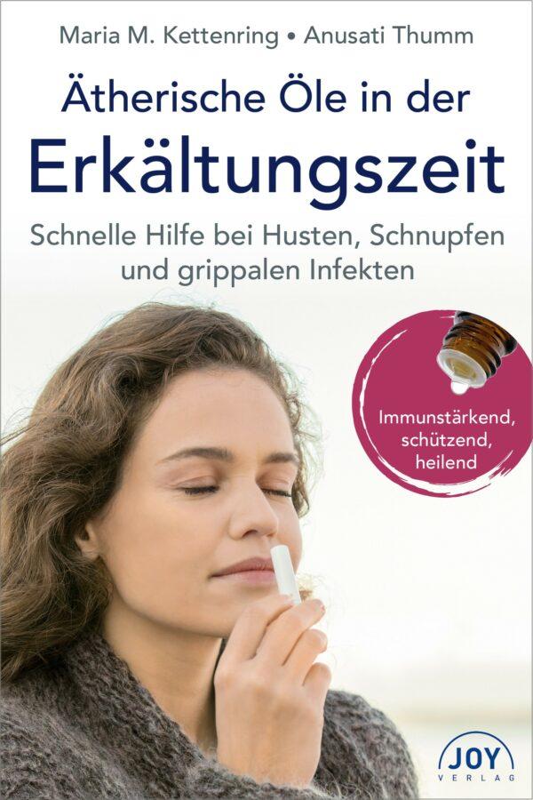 PRIMAVERA Buch Ätherische Öle in der Erkältungszeit 1Stück