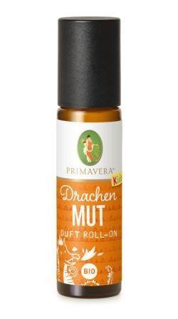 PRIMAVERA Drachenmut Duft Roll-On bio 10ml