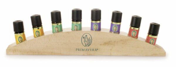 PRIMAVERA Holzaufsteller für 8 Flaschen 1Stück