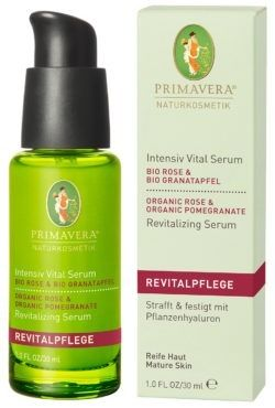 PRIMAVERA Intensiv Vital Serum Rose Granatapfel 30ml