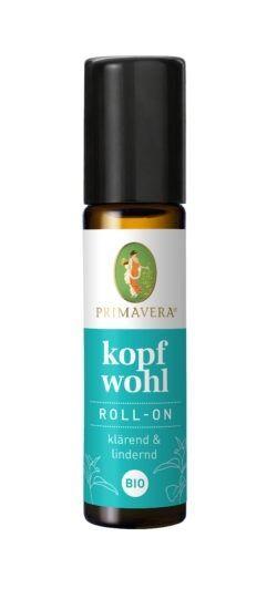 PRIMAVERA Kopfwohl Roll-On bio 10ml